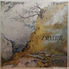 Discos de vinilo: TANGERINE DREAM - CYCLONE. Lote 203437930