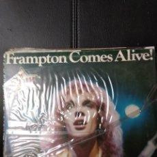 Discos de vinilo: PETER FRAMPTON COMES ALIVE!. Lote 203438542