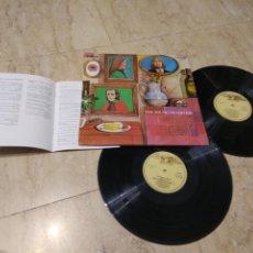 Discos de vinilo: THE YOUNG TRADITION - SPAIN 2 X LP ESPAÑA 1979-COMO NUEVO- CONTIENE LIBRETO DE 48 PAGINAS-. Lote 203440058