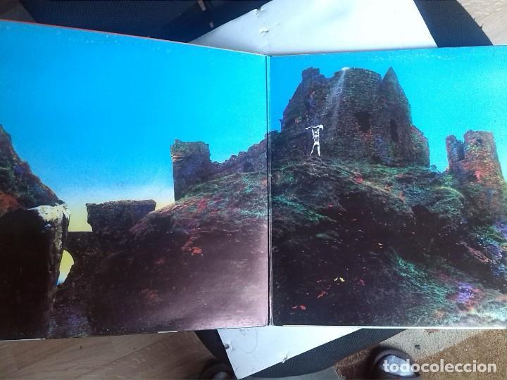Discos de vinilo: LED ZEPPELIN - HOUSES OF THE HOLY EDICION DEL 1973 GATEFOLD - Foto 2 - 203446396