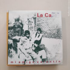 Disques de vinyle: NT LA CALLE - MI AMIGO VALENTIN 1993 DRO SPAIN SINGLE VINILO. Lote 203453682