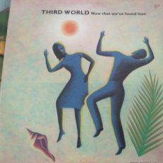 Discos de vinilo: THIRD WORLD NOW THAT WE´ VE FOUND LOVE MAXI SPAIN REGGAE. Lote 203455075