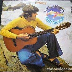 Discos de vinilo: LUIZ AMERICO - FELIZ DA VIDA. Lote 203456218