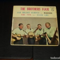 Discos de vinilo: LOTE 2 EP'S BROTHRES FOUR EDICIONES ESPAÑOLAS. Lote 203464275
