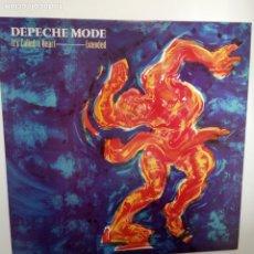 Discos de vinilo: DEPECHE MODE- IT´S CALLED A HEART (EXTENDED) - UK MAXI SINGLE 1985 - VINILO COMO NUEVO.. Lote 203473302