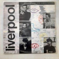 Discos de vinilo: FRANKIE GOES TO HOLLYWOOD. LIVERPOOL. ISLAND 90546-1. USA 1986.. Lote 203491000