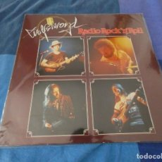 Discos de vinilo: EXTRAÑO LP WOLFSMOND RADIO ROCK AND ROLL ALEMANIA 1978 BUEN ESTADO AOR. Lote 203491393