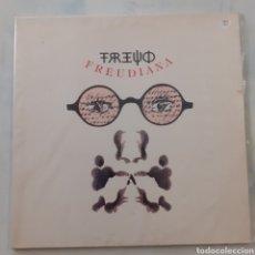 Discos de vinilo: FREUDIANA. 2 LP. GATEFOLD. EMI 176 7954151. 1990 ESPAÑA.. Lote 203503467