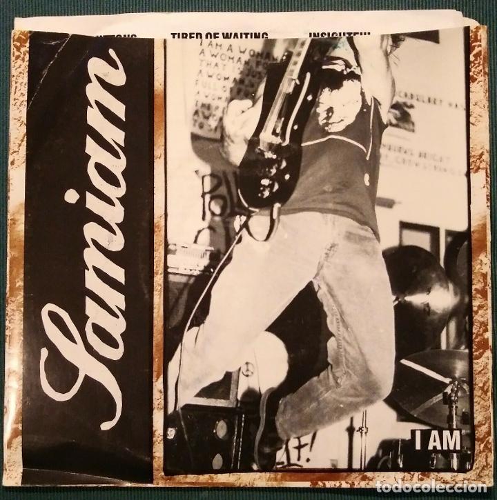 SAMIAM: I AM - SINGLE VINILO - H.C.- LOOKOUT RECORDS (Música - Discos - Singles Vinilo - Punk - Hard Core)