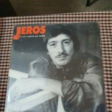 Discos de vinil: JEROS TEMBLÓ PERO NO CALLÓ, POLYDOR 1990, ESPAÑA.. Lote 203527863
