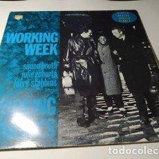 Discos de vinilo: LP - WORKING WEEK – WORKING NIGHTS - V 2343 LP + MAXI ( VG - VG+) UK -1986. Lote 203536193