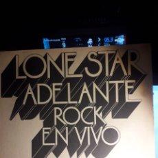 Discos de vinilo: LONE STAR ADELANTE. Lote 203536325