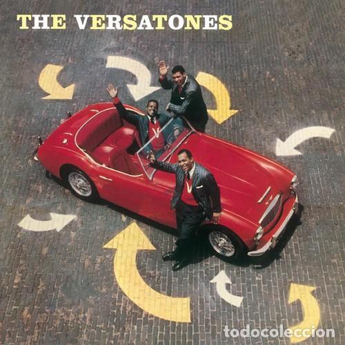THE VERSATONES * LP / PRECINTADO* RUMBLE RECORDS * ULTRARARE * DOO-WOOP R&B SOUL POP (Música - Discos - LP Vinilo - Funk, Soul y Black Music)