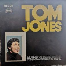 Discos de vinilo: TOM JONES. Lote 203548008