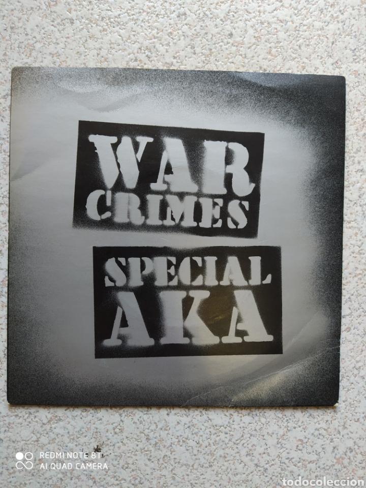 SPECIAL AKA–WAR CRIMES - SINGLE VINILO EDICION UK. BUEN ESTADO (Música - Discos - Singles Vinilo - Reggae - Ska)