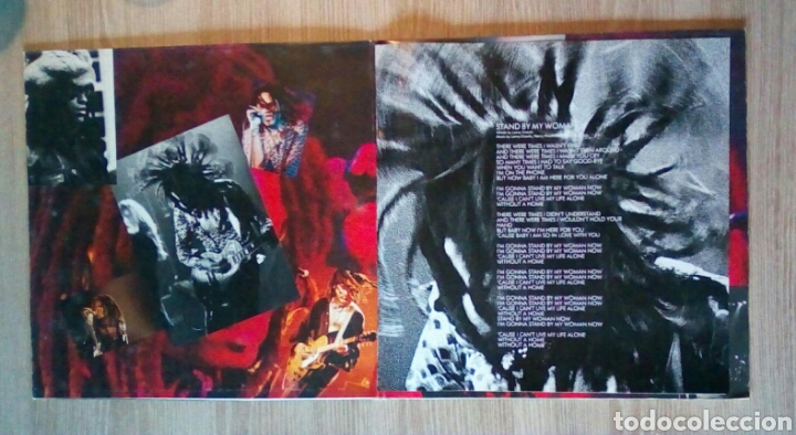 "Discos de vinilo: Lenny Kravitz - Stand by my woman, Ep 12"", Virgin 1991. UK. - Foto 3 - 203566448"