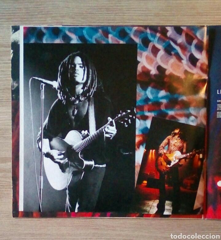 "Discos de vinilo: Lenny Kravitz - Stand by my woman, Ep 12"", Virgin 1991. UK. - Foto 6 - 203566448"
