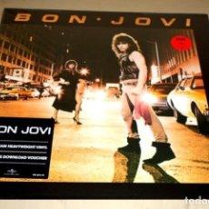 Discos de vinilo: V877 - BON JOVI. BON JOVI. LP VINILO NUEVO PRECINTADO. Lote 203568211