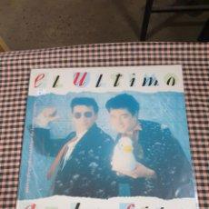 Discos de vinilo: EL ÚLTIMO DE LA FILA, NUEVO PEQUEÑO CATÁLOGO DE SERES Y ESTARES, POP ROCK, PERRO RECORDS 076-794421.. Lote 203573892