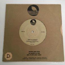 Discos de vinilo: INTI ILLIMANDI - CHARAGUA (DANZA Nº5) / EL APARECIDO. Lote 203581850