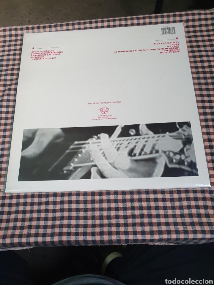 Discos de vinilo: La Granja – Deliciosamente Amargo, 3 Cipreses, 4C0836, 1991, Rock, Pop, español. - Foto 2 - 203598556