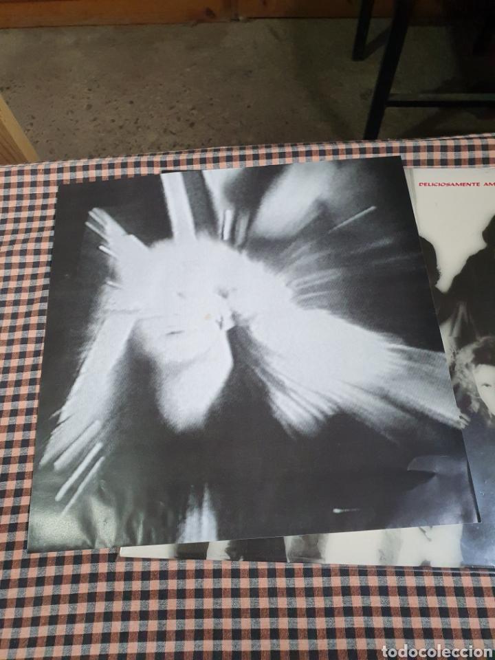 Discos de vinilo: La Granja – Deliciosamente Amargo, 3 Cipreses, 4C0836, 1991, Rock, Pop, español. - Foto 6 - 203598556