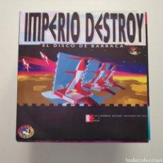 Discos de vinilo: NT IMPERIO DESTROY - EL DISCO DE BARRACA] 1993 VALENCIA ES DE PUTA MADRE PROMO PROMOCIONAL. Lote 203608788