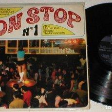 Discos de vinilo: NON STOP Nº1 SPAIN LP 71 EMITT RHODES SMITH ARKADE ATLEE MAMA CASS STEPPENWOLF GRASSROOTS PROG PSYCH. Lote 203622367