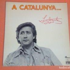 Discos de vinilo: LP, LUIS AGUILÉ A CATALUNYA, ARIOLA, VER FOTOS. Lote 203625000