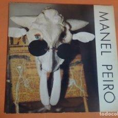 Discos de vinilo: LP, MANEL PEIRÓ , ENMIG DEL JOC, CON PORTADA DOBLE, VER FOTOS. Lote 203625433