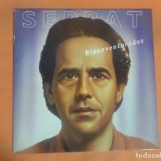 Discos de vinilo: LP, JOAN MANUEL SERRAT - BIENAVENTURADOS- ARIOLA, VER FOTOS. Lote 203627538