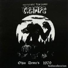 Discos de vinilo: LP OHIO DEMOS 1979 - THE CRAMPS - EDICIÓN U.S.A. 1992. Lote 203630430