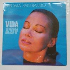 Dischi in vinile: PALOMA SAN BASILIO-. VIDA - LP. TDKLP. Lote 203639965
