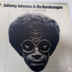 Discos de vinilo: JOHNNY JOHNSON & HIS BANDWAGON. Lote 203656080