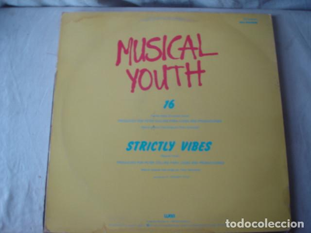 Discos de vinilo: Musical Youth 16 - Foto 2 - 203768480