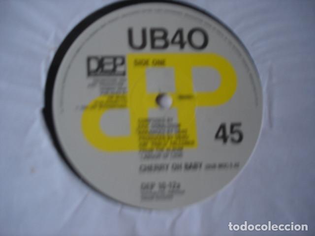 UB40 CHERRY OH BABY (DUB MIX) (Música - Discos de Vinilo - Maxi Singles - Reggae - Ska)