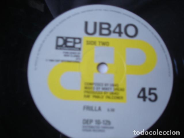 Discos de vinilo: UB40 Cherry Oh Baby (Dub Mix) - Foto 2 - 203770743
