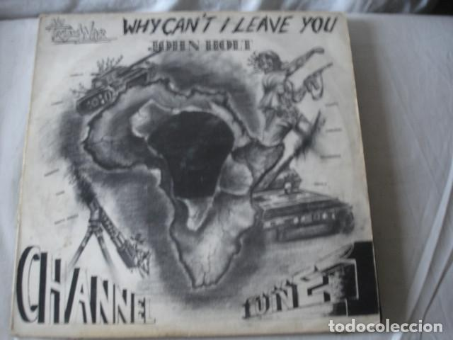 JOHN HOLT WHY CAN'T I LEAVE YOU / TRIBAL WAR (Música - Discos de Vinilo - Maxi Singles - Reggae - Ska)