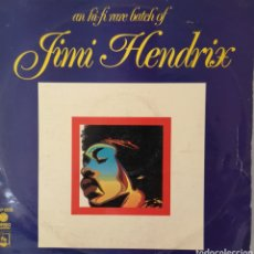 Discos de vinilo: JIMI HENDRIX - AN HI-FI RARE BATCH OF JIMI HENDRIX. Lote 203792052