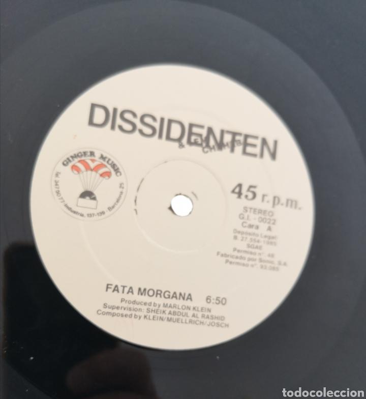 Discos de vinilo: DISSIDENT - FATA MORGANA - Foto 2 - 203792976