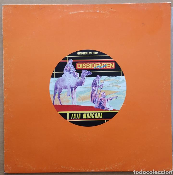 DISSIDENT - FATA MORGANA (Música - Discos de Vinilo - Maxi Singles - Otros estilos)
