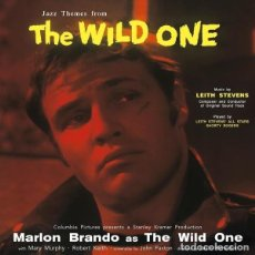 Discos de vinilo: THE WILD ONE / SALVAJE * JAZZ THEMES B.S.O * LTD VINILO 180G. VINILO DE COLOR FUCSIA * PRECINTADO!!. Lote 203793162
