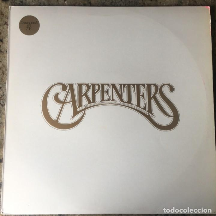 CARPENTERS - GRANDES EXITOS . LP . 1990 A&M RECORDS (Música - Discos - LP Vinilo - Pop - Rock Extranjero de los 90 a la actualidad)