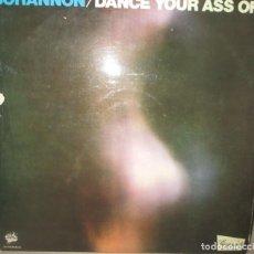 Discos de vinilo: HAMILTON BOHANNON DANCE OUR ASS OFF ( 1976 ZAFIRO BRUNSWICK ESPAÑA ). Lote 203797492