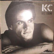 Discos de vinilo: KC TEN-KC LP VINILO 1983 (HOLLAND). Lote 203798673