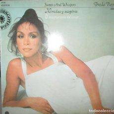Discos de vinilo: FREDA PAYNE - STARES & WHISPERS - LP 1977 CAPITOL RECORDS. Lote 203798851