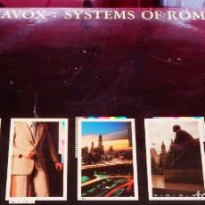 Discos de vinilo: ULTRAVOX * SYSTEMS OF ROMANCE * UK 1ª EDICIÓN 1978. Lote 203799847