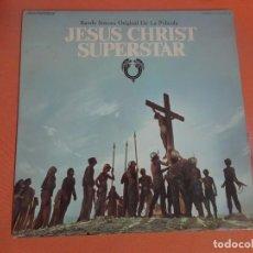 Discos de vinilo: DOBLE LP , BSO JESUS CHRIST SUPERSTAR. JESUCRISTO SUPERSTAR, VER FOTOS. Lote 203803628
