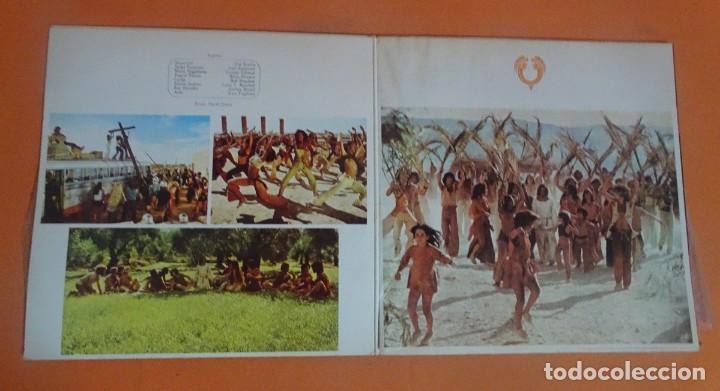 Discos de vinilo: DOBLE LP , BSO JESUS CHRIST SUPERSTAR. JESUCRISTO SUPERSTAR, VER FOTOS - Foto 3 - 203803628