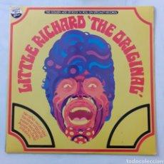 Discos de vinilo: LITTLE RICHARD. THE ORIGINAL. SPECIALTY SNTF 5011. UK, 1972. FUNDA VG++. DISCO VG++. Lote 203810013